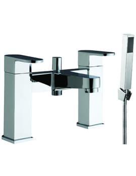 Frontline Aquaflow Caprice Bath Shower Mixer Tap