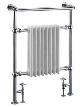Frontline Academy 673 x 936mm Traditional Towel Rail