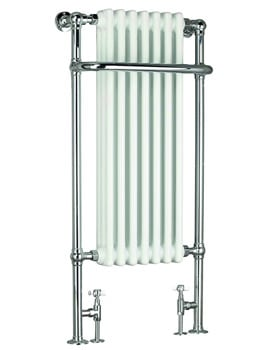 Frontline Victorian 553 x 1130mm Traditional Towel Rail