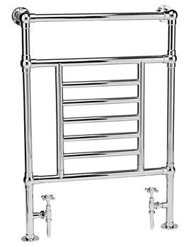 Frontline Statton 673 x 963mm Traditional Towel Rail