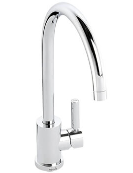 Abode Atlas Single Lever kitchen Tap