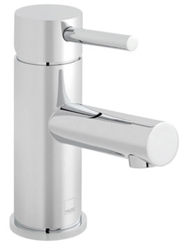 Vado Zoo Single Lever Mono Basin Mixer Tap Without Waste