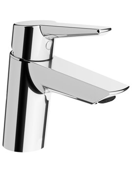 VitrA Solid S Deck Mounted Basin Mixer Tap