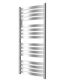 Radox Vulcan Flex Designer Heated Towel Rail 560 x 1160mm