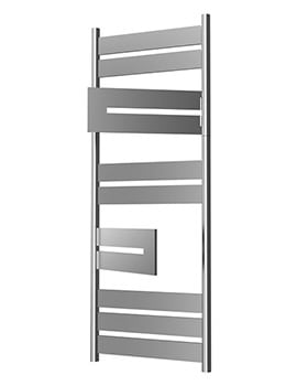 Radox Apollo Flex Designer Heated Towel Rail 500 x 1400mm