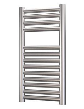 Radox Premier XL Flat 300mm Wide Straight Heated Towel Rail