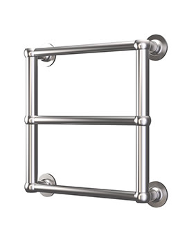 Radox Edwardian Traditional Wall Mounted Heated Towel Rail