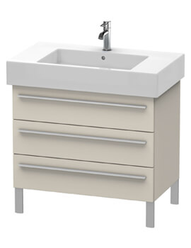 Duravit X-Large 3 Drawer Vanity Unit For Vero Basin