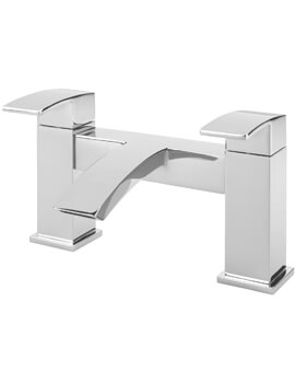 Tre Mercati Whistle Pillar Bath Filler Tap