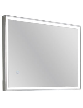 Phoenix Secelta LED Back Lit Mirror With heated Demister Pad
