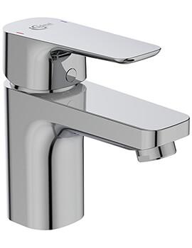 Ideal Standard Tempo Slim Single Lever Basin Mixer Chrome Tap