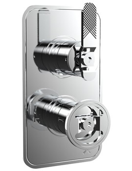 Crosswater Union Single Outlet Thermostatic Shower Valve