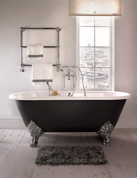 Imperial Roseland 1780mm Bath With Primed Cast Iron Feet