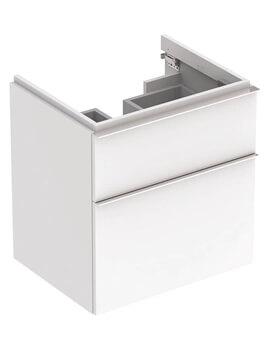 Geberit Icon Double Drawer Vanity Unit
