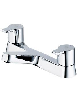 Ideal Standard Calista Dual Control Bath Filler Tap