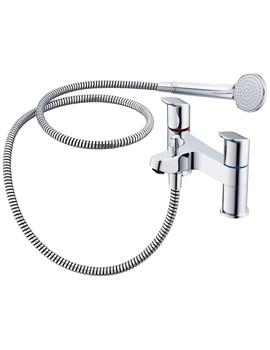 Ideal Standard Ceraflex Deck Mounted Bath Shower Mixer Tap