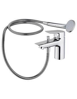 Ideal Standard Tesi Single Lever Bath Shower Mixer Chrome Tap