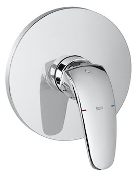 Roca M2-N Built In Shower Mixer Valve Without Automatic Diverter