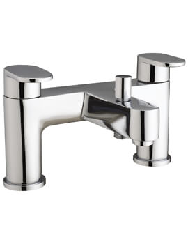 Frontline Sphere Bath Shower Mixer Tap With Kit
