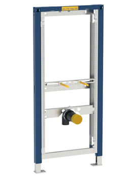 Geberit Duofix 500 x 1120-1300mm Universal Frame For 0 Litres Urinals