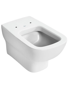 Ideal Standard Studio Echo Wall Mounted WC Pan With Horizontal Outlet