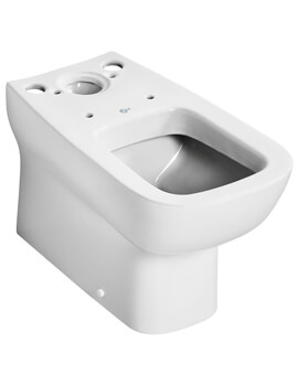 Ideal Standard Studio Echo Short Projection Closed Coupled Back To Wall WC Pan