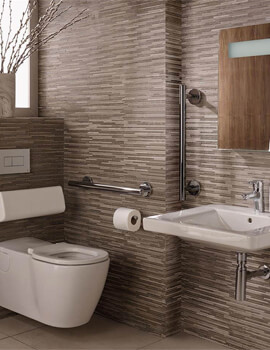 Ideal Standard Concept Freedom Ensuite Bathroom Pack With WC And 600mm Basin
