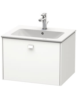 Duravit Brioso 1 Drawer Wall Mounted Vanity Unit For ME by Starck Basin