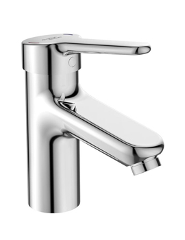 Armitage Shanks Contour 21+ Single Lever One Hole Basin Mixer Tap