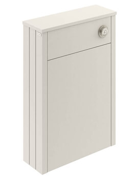 Old London 560 x 205mm Back-To-Wall WC Unit