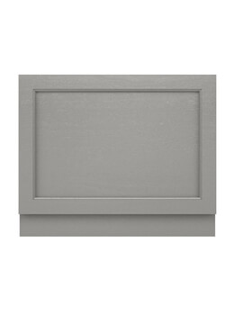 Old London 700mm Storm Grey Bath End Panel