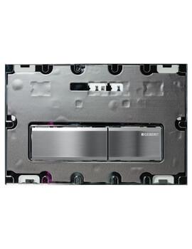 Geberit Sigma50 Dual Flush Plate Customizable Overlay