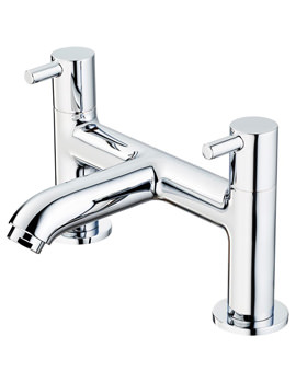 Ideal Standard Ceraline 2 Tap Hole Bath Filler Tap