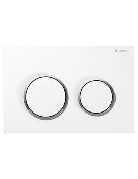 Geberit Omeag20 Dual Flush Plate