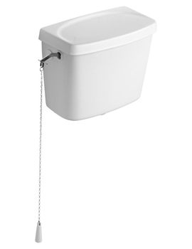Armitage Shanks Clena High Level 6 Litres Cistern