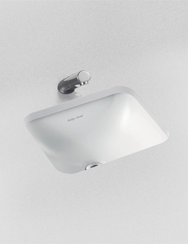 Armitage Shanks Contour 21 420mm Under-Countertop Washbasin With Overflow