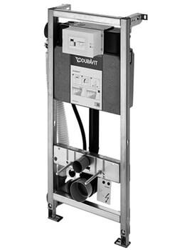 Duravit DuraSystem Manual Odor Extraction Toilet Frame