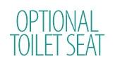 Optional Toilet Seats