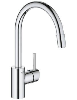 Grohe Concetto Single Lever Monobloc Sink Mixer Tap
