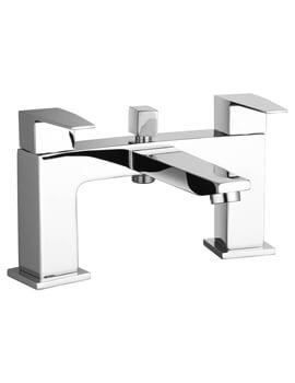 Hudson Reed Camber Bath Shower Mixer Tap Chrome