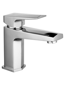 Hudson Reed Hardy Mono Basin Mixer Tap With Waste