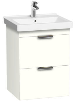 Roca DAMA - N 550 x 460mm Base Unit