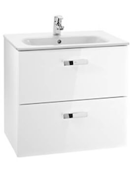 Roca Victoria Unik Wall Hung Vanity Unit With 2 Drawer