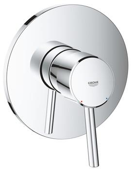 Grohe Concetto Chrome Single Lever Shower Mixer Trim