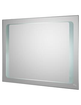 Hudson Reed Insight 800 x 600mm Motion Sensor Mirror With De-Mister Pad