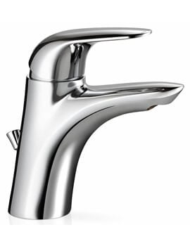 Mira Comfort Monobloc Basin Mixer Tap With Pop Up Waste