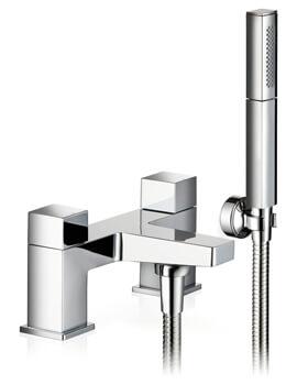 Mira Honesty Deck Mounted Shower Mixer Tap For Bath