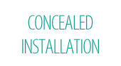 Concealed Installation