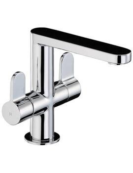 Abode Bliss Chrome Basin Mixer Tap