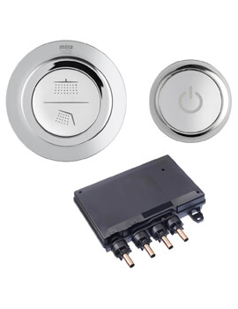 Mira Mode Dual Digital Shower Valve And Controller